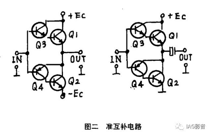 互补对称电路才得到广泛的应用 元器件的进步使晶体管功率放大器的