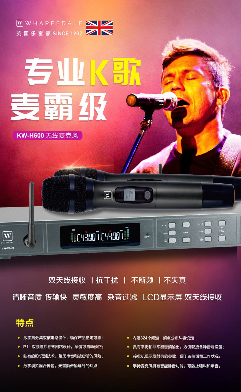 乐富豪KW-H600无线麦克风系统.jpg